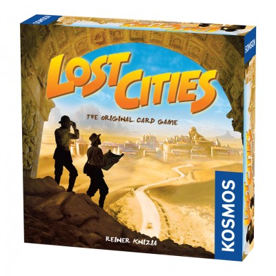 Lost Cities: The Card Game Demo