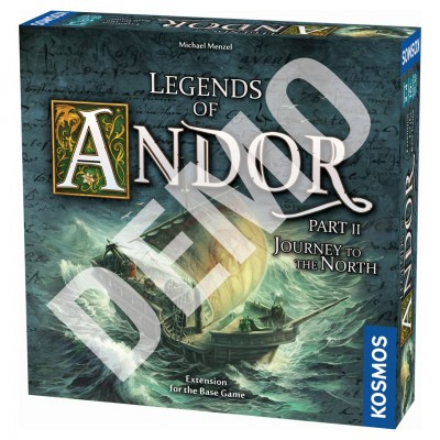 Legends of Andor: Journey to North Demo