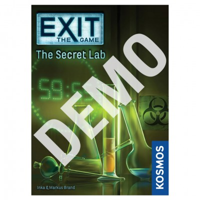 Exit: The Secret Lab Demo