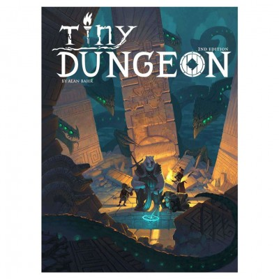 Tiny Dungeon: Second Edition