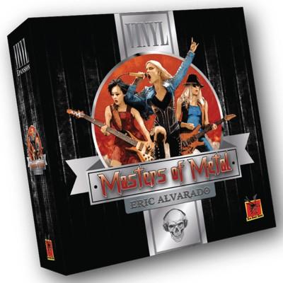 Vinyl: Masters of Metal