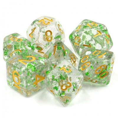 7-set Evergreen Sparkle CLGRgd