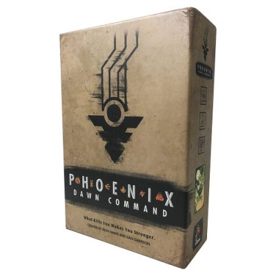 Phoenix: Dawn Command RPG