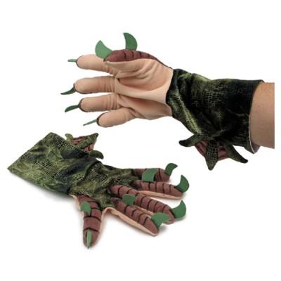 Cthulhu Plush Gloves