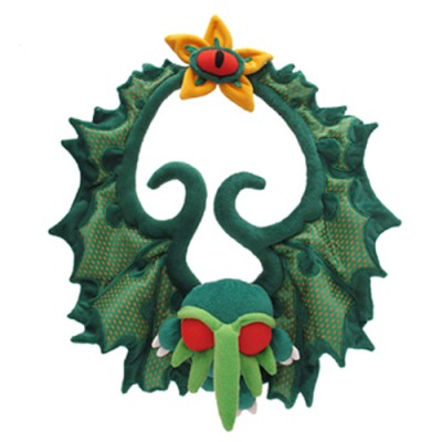 Cthulhu Plush Wreath