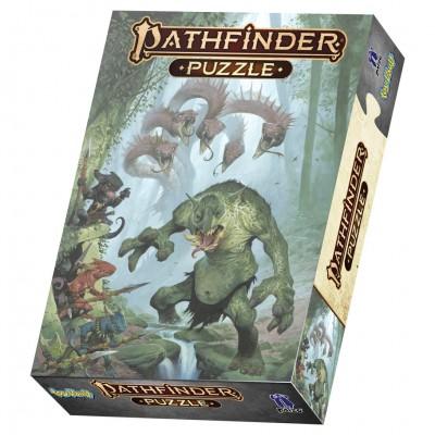 Puzzle: Pathfinder: Bestiary: 1000pc