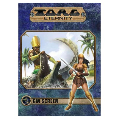 TORG: Nile Empire: GM Screen