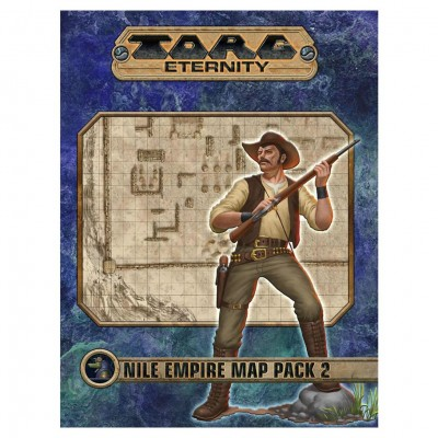 TORG: Nile Empire: Map Pack 2