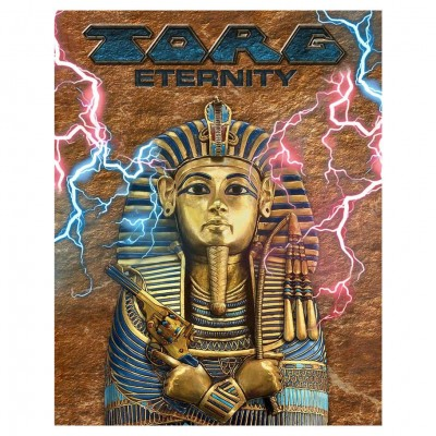 TORG: Nile Empire: Sarcophagus Box: Reg
