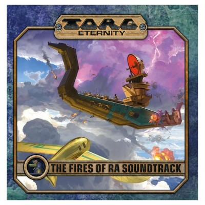 TORG: The Fires of Ra Soundtrack