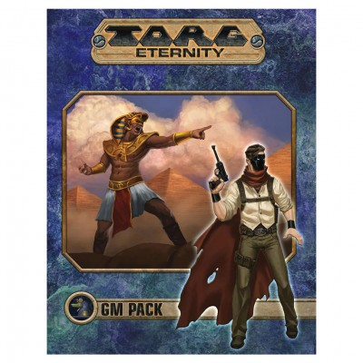 TORG: Nile Empire: GM Pack
