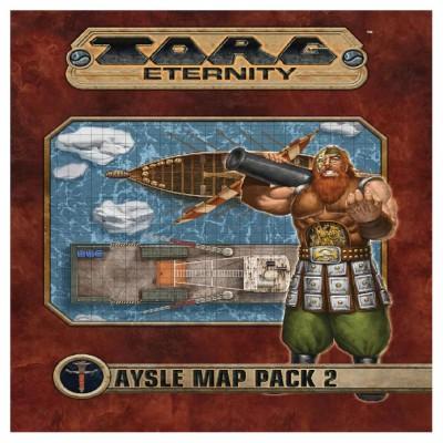 TORG: Aysle: Map Pack 2
