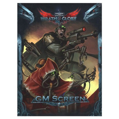 W&G: 40K: GM Screen
