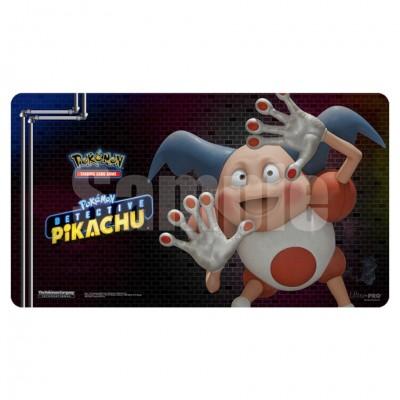 Play Mat: PKM: Det. Pikachu: Mr.Mime