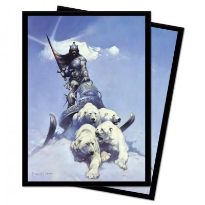 DP: Frazetta: Silver Warrior (100)
