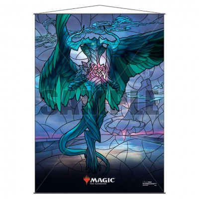 Wall Scroll: MtG: Stnd Glss: Ugin