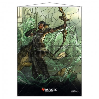 Wall Scroll: MtG: Stnd Glss: Vivien