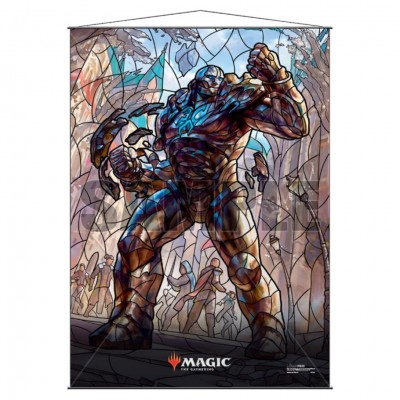 Wall Scroll: MtG: Stnd Glss: Karn