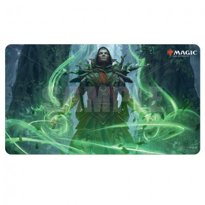 Play Mat: MtG: M21 Llanowar Visonary