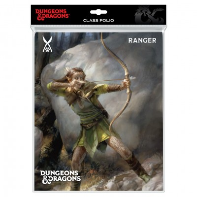 Character Folio: D&D: Ranger
