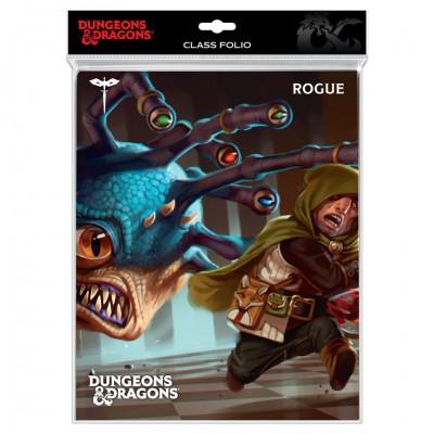Character Folio: D&D: Rogue