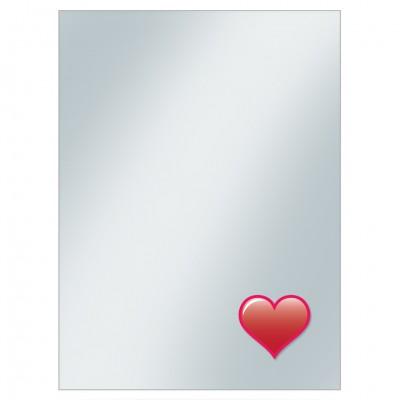 DP: Sleeve Covers: Emoji Heart (50)