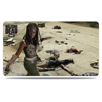 Play Mat: Walking Dead: Michonne