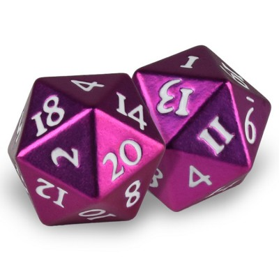 d20 Heavy Metal: Grenadine (2)