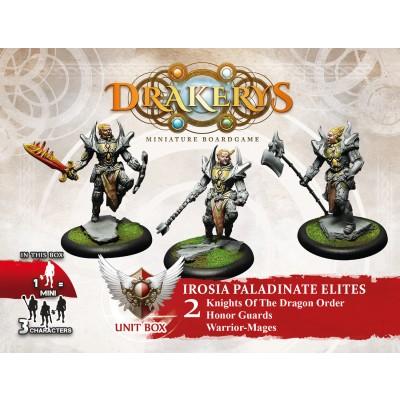 Drakerys Irosia Elite Unit Box 2 Honor