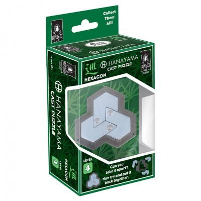Puzzle: Hanayama: Hexagon Lvl 4