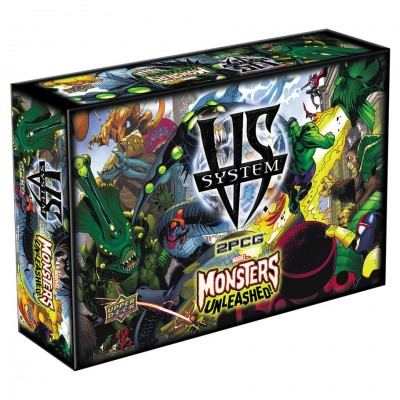 VS System 2PCG:Marvel: Monster Unleashed