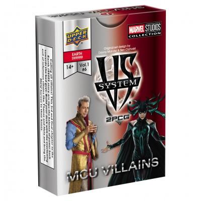 VS System 2PCG: MCU: Villains