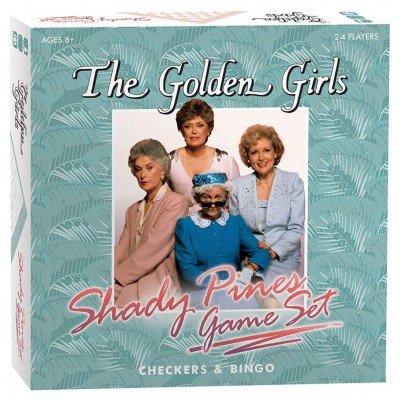 Golden Girls: Shady Pines Game Set