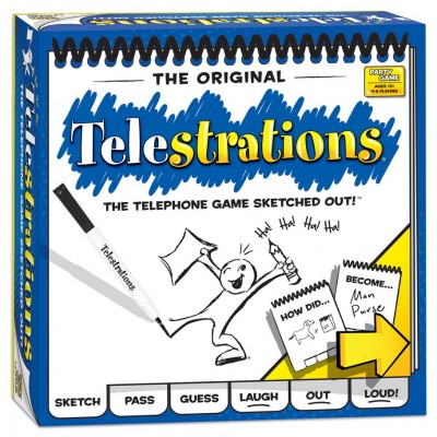 Telestrations! DEMO