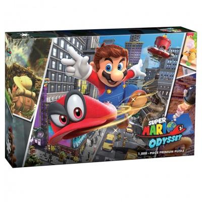 Puzzle: Super Mario: Odyssey 1000pc