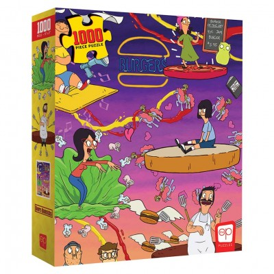 Puzzle: Bob's Burger Burger Dream 1000pc
