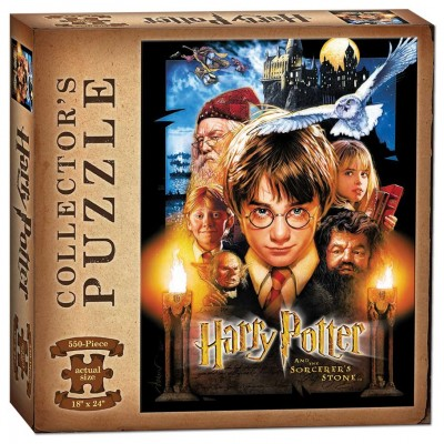 Puzzle: HP & Sorcerer's Stone 550pc