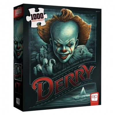 Puzzle: IT Ch 2 Return To Derry 1000 pc
