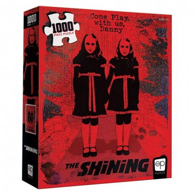 Puzzle: Shining Come Play With Us 1000pc