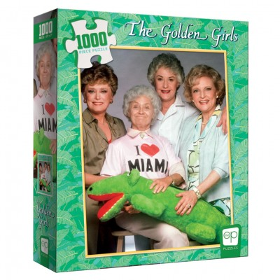Puzzle: The Golden Girls 1000 pc