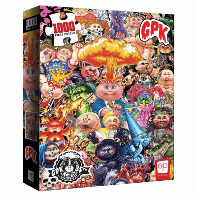 Puzzle: Garbage Pail Kids 1000 pc