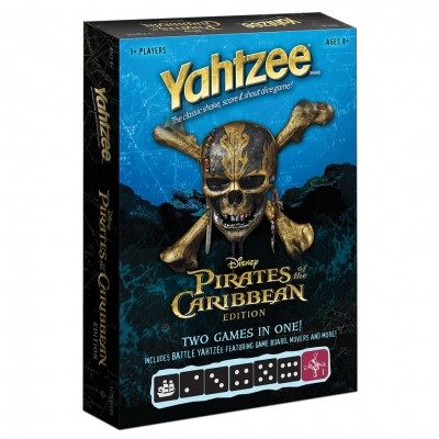 Battle Yahtzee: Pirates ot Caribbean