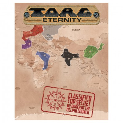 TORG: Eternity GM Pack Accessories