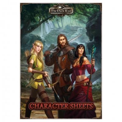 TDE: Character Sheets
