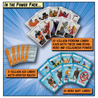 Thwarted: Power Pack
