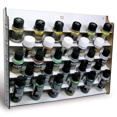 Accesories: Wall Display 35 & 60 ml