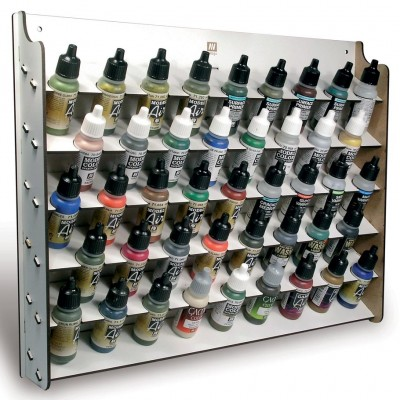 Accesories: Wall Display 17 ml.