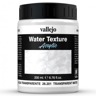 DE: Water: Transparent Water (200 ml.)