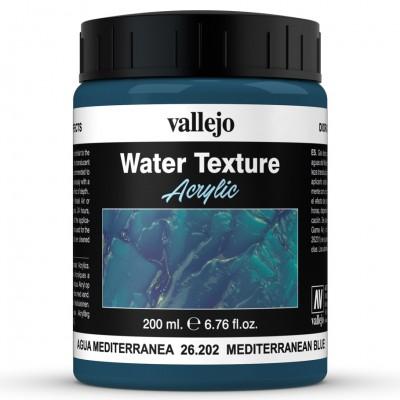 DE: Water: Mediterranean Blue (200 ml.)