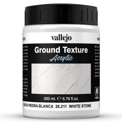 DE: Ground: White Stone Paste (200 ml.)